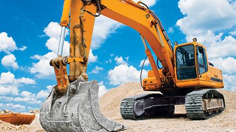 Construcción y maquinaria pesada